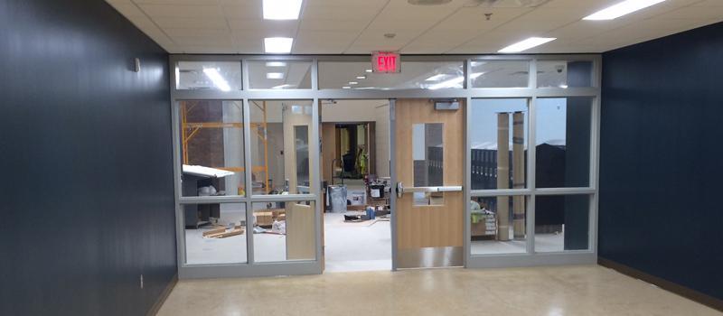 Commercial Northern Door Amp Hardware Minnesota